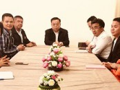 611128 19.30 เอกอัครราชทูตไทย ณ กรุงโคลัมโบ ประชุมคณะล่วงหน้าเตรียมการฝ่ายไทย 1
