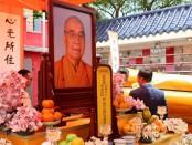 620721 รอง กต มจร ร่วมงานศพอดีตประธานพุทธสมาคมฮ่องกง 0