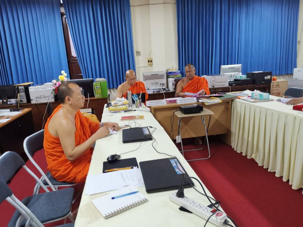 620808 รอง กต พระมงคลธีรคุณ  ประชุมเพื่อเตรียมงานศูนย์ฝึกพระธรรมทูตในประเทศนอร์เวย์ 3