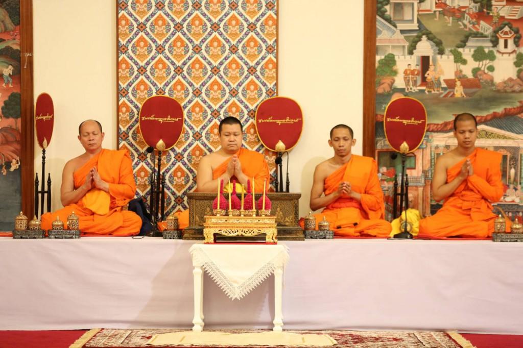 620830 โครงการอบรมพระธรรมทูต เจ้าภาพบำเพ็ญกุศลแด่สมเด็จพระพุทธชินวงศ์ ณ วัดพิชยญาติ 13