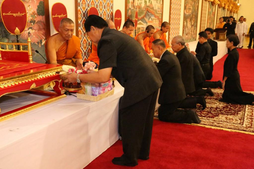 620830 โครงการอบรมพระธรรมทูต เจ้าภาพบำเพ็ญกุศลแด่สมเด็จพระพุทธชินวงศ์ ณ วัดพิชยญาติ 14