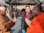 630102 รอง กต  เข้าพบท่านรองประธานฯ รักษาการประธานพุทธสมาคมจีน 0