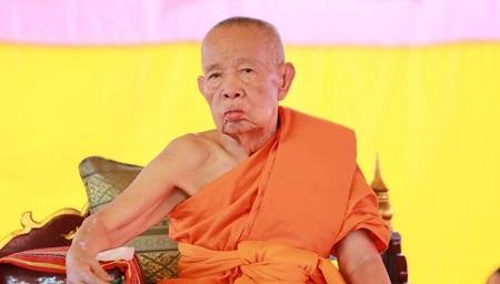 630324 อาลัย ดร.พระมหางอน ประธานสงฆ์ลาวสิ้น 0
