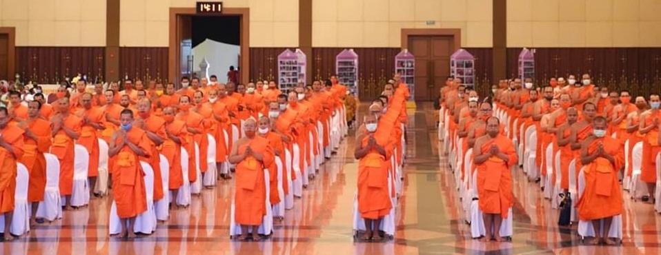 630701 สมเด็จพระมหาธีราจารย์ผู้แทนฯ พิธีประทานวุฒิบัตร พท 26 มี อธิการ รอง กต พศ 14