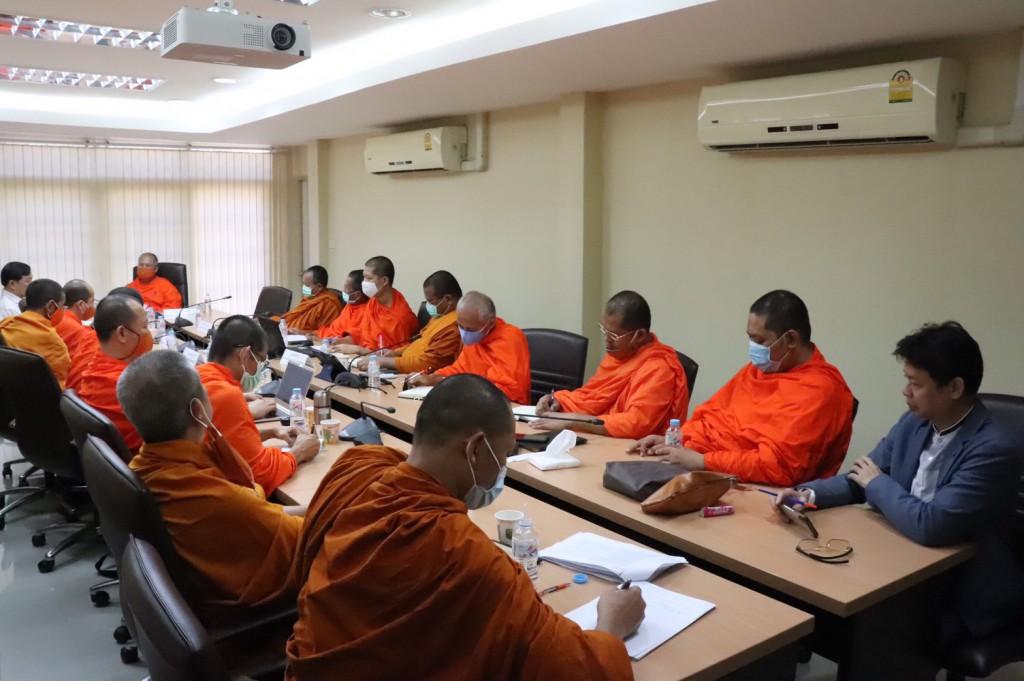 630730 14.10 ประชุมรับฟังคำปรึกษาหลักสูตร วพท จาก รศ.ดร.ไทย 12