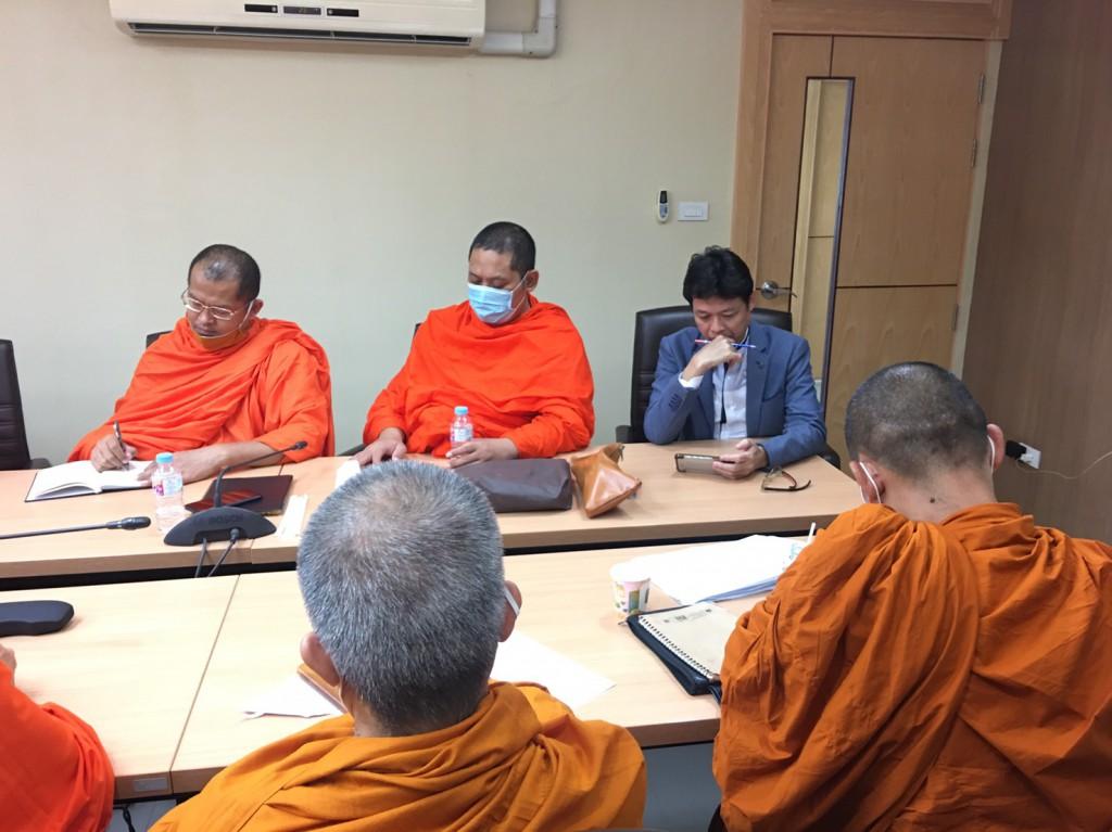 630730 14.10 ประชุมรับฟังคำปรึกษาหลักสูตร วพท จาก รศ.ดร.ไทย 8