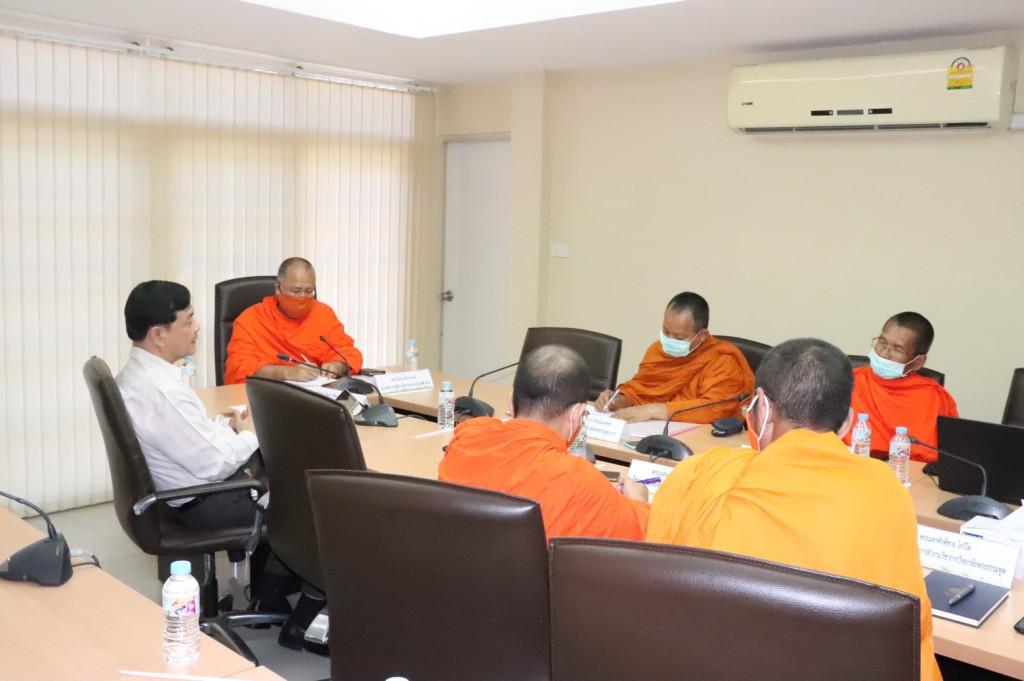 630730 14.10 ประชุมรับฟังคำปรึกษาหลักสูตร วพท จาก รศ.ดร.ไทย 9