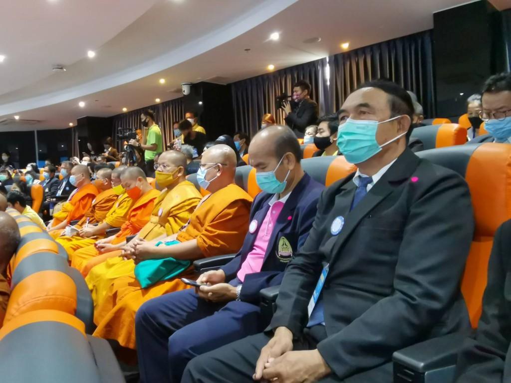 630916 อธิการบดีเปิดศูนย์ไกล่เกลี่ยพมสมานพมอนุชาร่วมงาน Ibsc 10