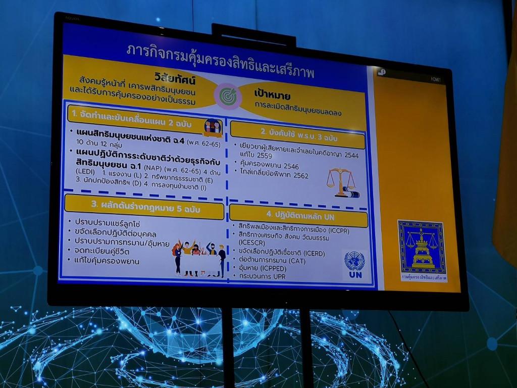 630916 อธิการบดีเปิดศูนย์ไกล่เกลี่ยพมสมานพมอนุชาร่วมงาน Ibsc 18